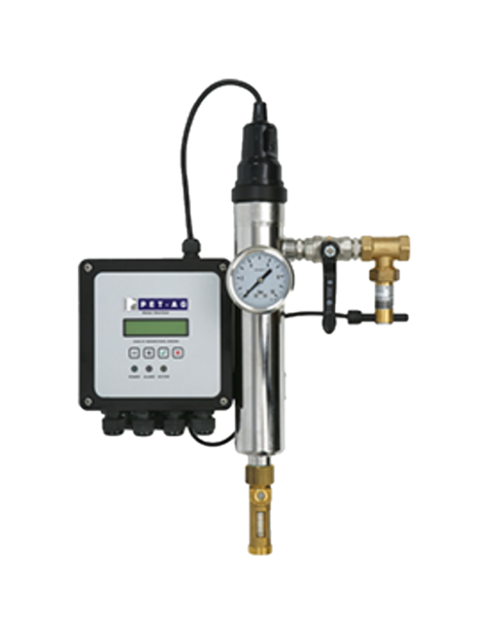 Industrial Silver-Ion disinfection and sterilization