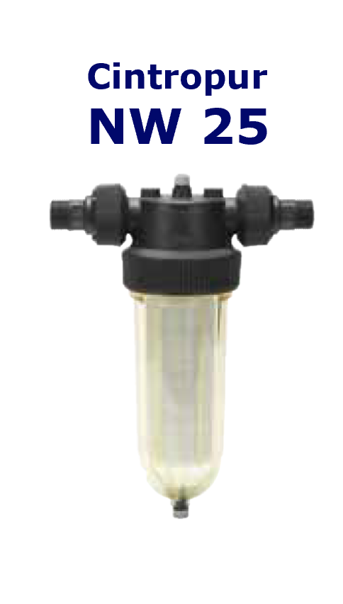 Cntropur domestic filter NW 25
